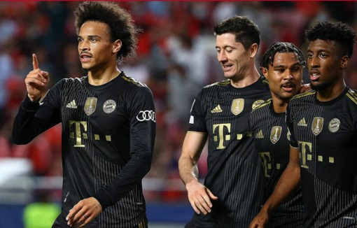 Thắng Benfica 0-4, Bayern kéo dài chuỗi ghi bàn liên tiếp lên 84 trận