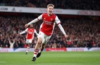 Đánh bại Aston Villa, Arsenal nối dài mạch bất bại