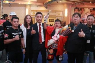 Võ sĩ Nguyễn Thị Thu Nhi giành đai WBO thế giới, lập chiến tích lịch sử