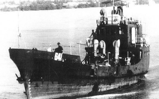 60 năm Đường Hồ Chí Minh trên biển: Thiên anh hùng ca bất tử