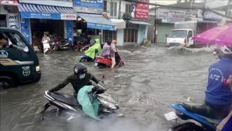Thời tiết ngày 24-10: Trung Bộ mưa to, nguy cơ xảy ra sạt lở đất