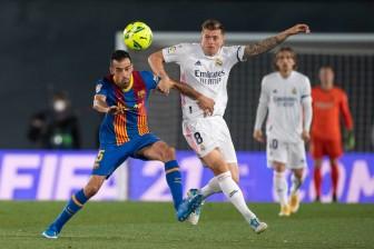 Barca vs Real Madrid: Sức mạnh màu trắng