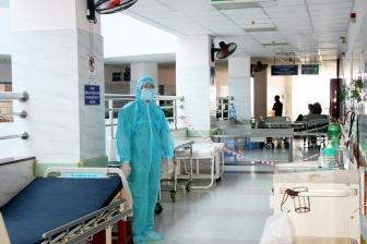 Bệnh viện Đa khoa Trung tâm An Giang cơ bản đã kiểm soát chuỗi lây nhiễm dịch bệnh COVID-19
