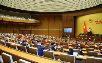 Tuần làm việc trực tuyến thứ 2 của Kỳ họp thứ 2, Quốc hội khóa XV: Chú trọng công tác xây dựng pháp luật