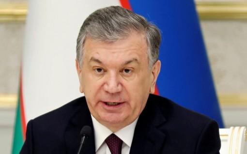 Uzbekistan tiến hành bầu cử tổng thống
