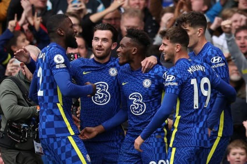 Thắng đậm Norwich 7-0, Chelsea xây chắc ngôi đầu Premier League