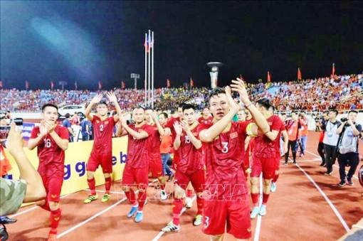 Từ ngày 27-10, người hâm mộ có thể mua vé xem 2 trận đấu trên sân nhà của Đội tuyển Việt Nam