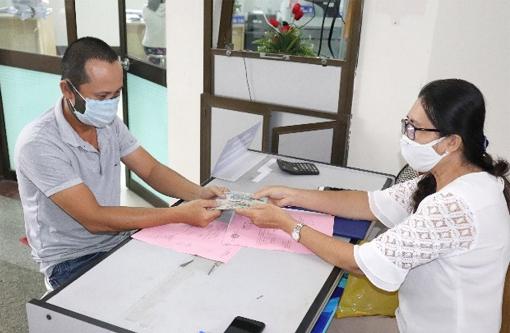 Bảo hiểm xã hội An Giang đưa Nghị quyết 116/NQ-CP đến với người lao động