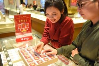 Giá vàng hôm nay 25-10: Giữ đà tăng giá, vững trên 58 triệu/lượng