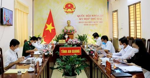 Kỳ họp thứ 2, Quốc hội khóa XV bước vào ngày làm việc thứ 6