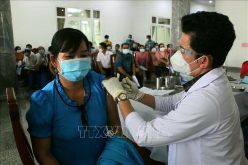 Ngày 25-10, có 53 tỉnh, thành phố ghi nhận ca nhiễm mới SARS-CoV-2