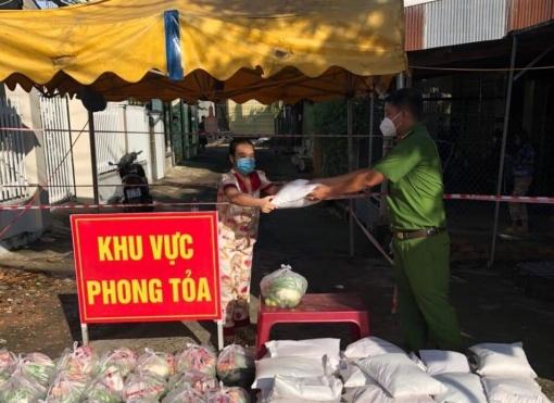 TP. Long Xuyên công bố tạm thời cấp độ 4 ở 3 khóm thuộc phường Mỹ Thạnh