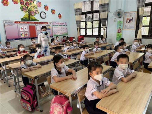 Cả nước có 23 tỉnh, thành phố cho học sinh đi học trực tiếp