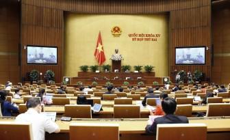 Ngày 27-10, Quốc hội thảo luận về thực hiện chính sách quản lý, sử dụng bảo hiểm xã hội