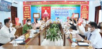 HĐND huyện Chợ Mới tổ chức kỳ họp thứ 3 thông qua Nghị quyết phương án phân bổ kế hoạch đầu tư công
