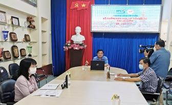 Chuyên gia TP. Hồ Chí Minh chia sẻ với An Giang kỹ năng xúc tiến đầu tư