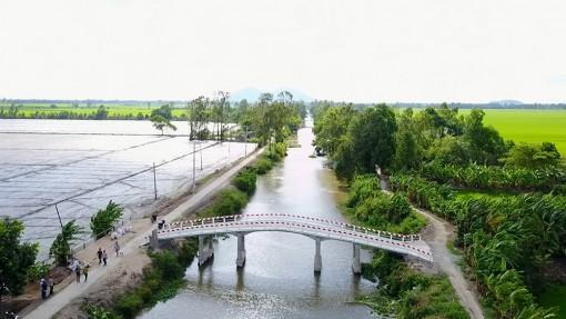Xã Vĩnh Trạch xây dựng nông thôn mới kiểu mẫu