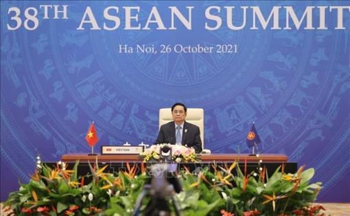 Ngày đầu tiên chuỗi các Hội nghị cấp cao ASEAN 38 & 39 và các Hội nghị cấp cao liên quan - Thủ tướng Phạm Minh Chính tham dự 5 hội nghị