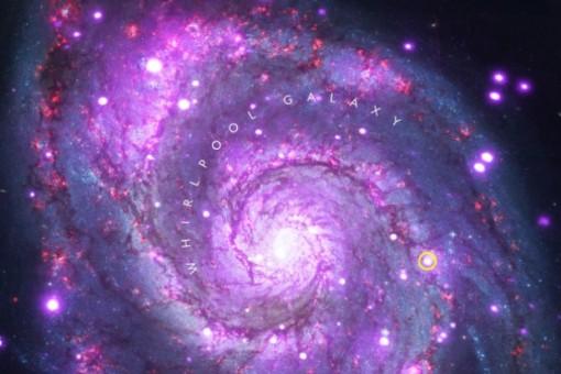 Phát hiện hành tinh đầu tiên bên ngoài Dải Ngân Hà
