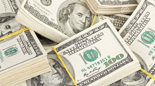 Tỷ giá USD, Euro ngày 27-10: USD tăng nhẹ