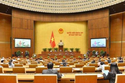 Lần đầu tiên, vấn đề bảo hiểm xã hội được đưa ra thảo luận tại Quốc hội