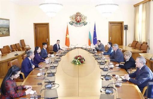 Đề nghị Bulgaria ủng hộ việc EU gỡ bỏ thẻ vàng với thủy sản Việt Nam