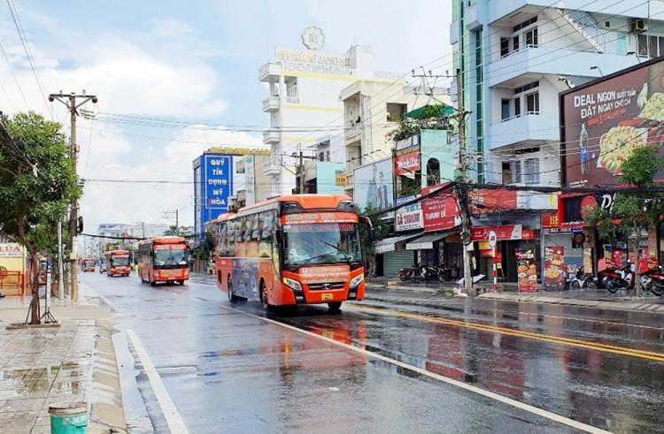 An Giang mở lại 81 tuyến vận tải hành khách đến 8 tỉnh, thành phố