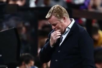 Barca sa thải HLV Koeman, gọi Xavi thay thế