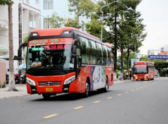 An Giang mở lại 9 tuyến vận tải hành khách đến 4 tỉnh