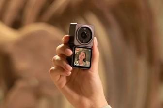 DJI ra mắt camera hành động Action 2 đối đầu GoPro
