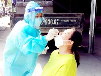 Ngày 28-10: An Giang ghi nhận 320 trường hợp nghi mắc COVID-19