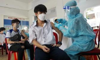 TP Hồ Chí Minh: Gần 40.000 trẻ được tiêm vaccine phòng COVID-19 an toàn