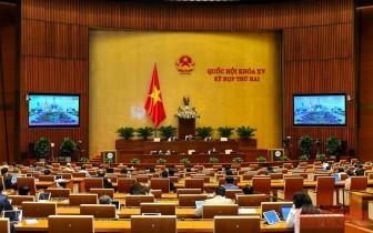 Thông cáo số 9, Kỳ họp thứ hai, Quốc hội khóa XV