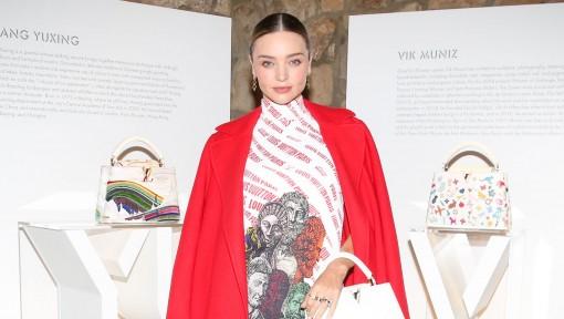 Louis Vuitton rầm rộ quảng bá cho siêu phẩm túi Capucines