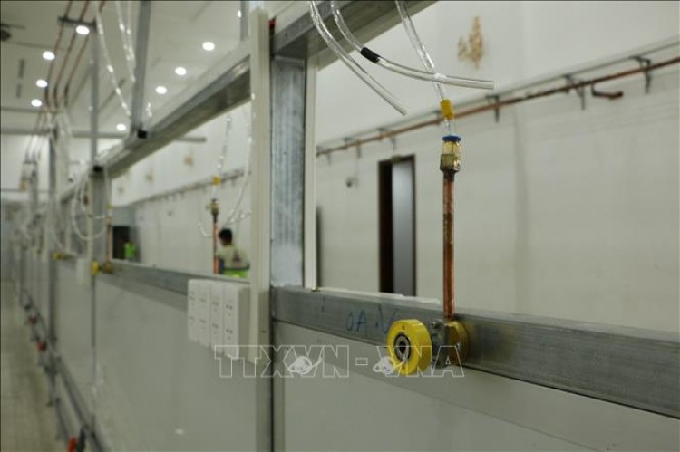 Long An sắp xếp hệ thống bệnh viện điều trị 3 tầng phù hợp với tình hình mới