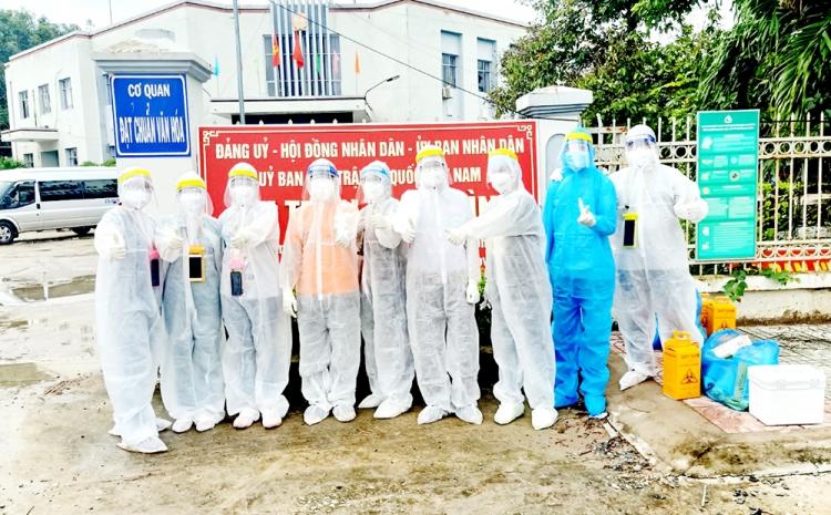 An Giang đoàn kết, chiến thắng đại dịch COVID-19 - Kỳ 5: Tăng cường giải pháp thích ứng dịch bệnh