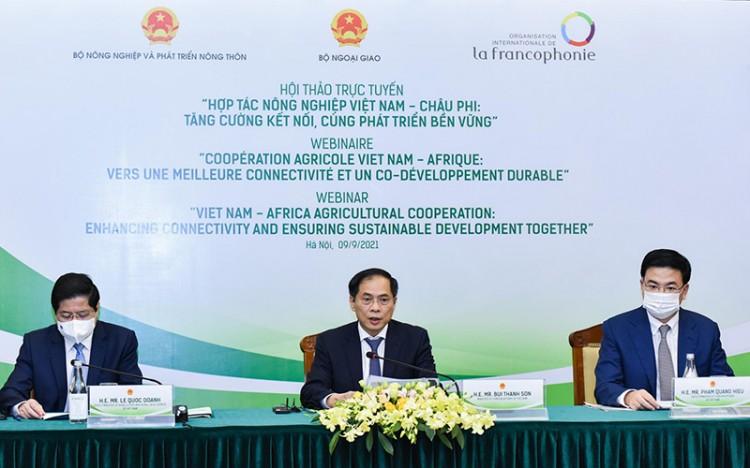 Việt Nam đóng góp có trách nhiệm vì hòa bình và an ninh toàn cầu
