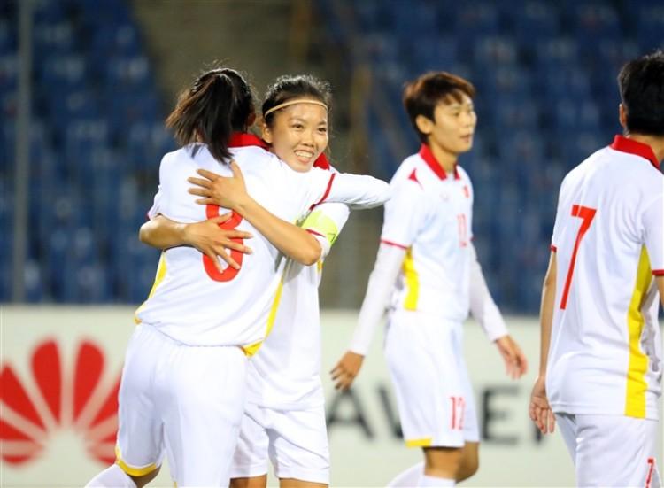 Asian Cup 2022: Tuyển nữ Việt Nam vào bảng tử thần