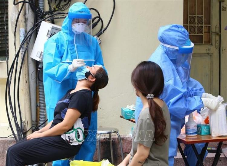 Ngày 28-10, Việt Nam ghi nhận 4.892 ca nhiễm mới SARS-CoV-2, Đồng Nai có số ca tăng cao nhất trong ngày
